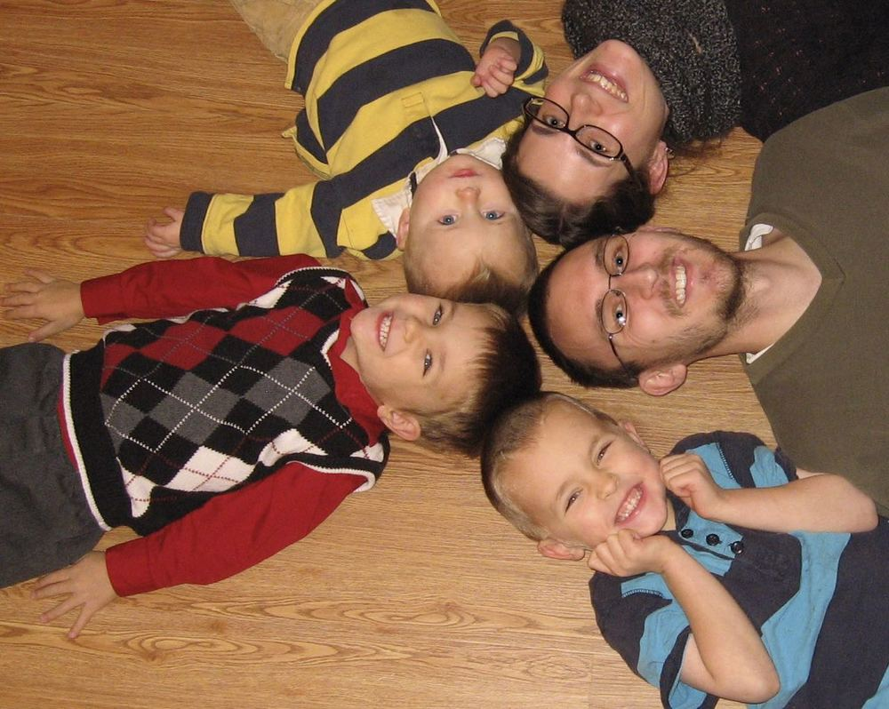 Family outtake