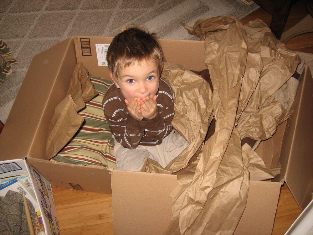 Oh, my box!