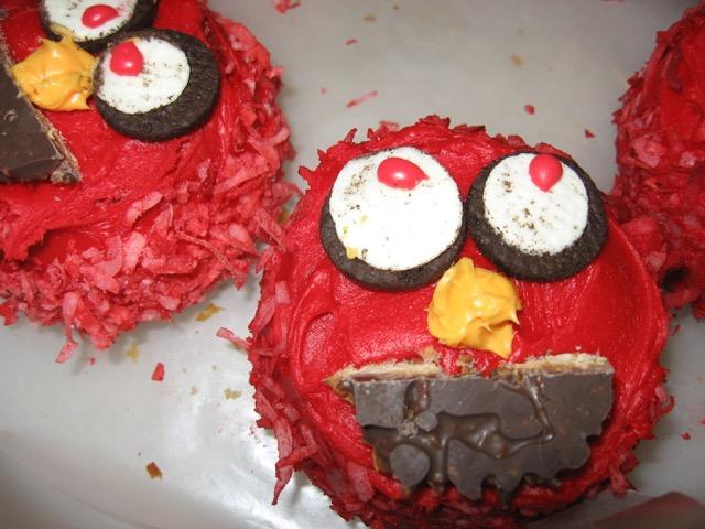 Elmo Cakes!