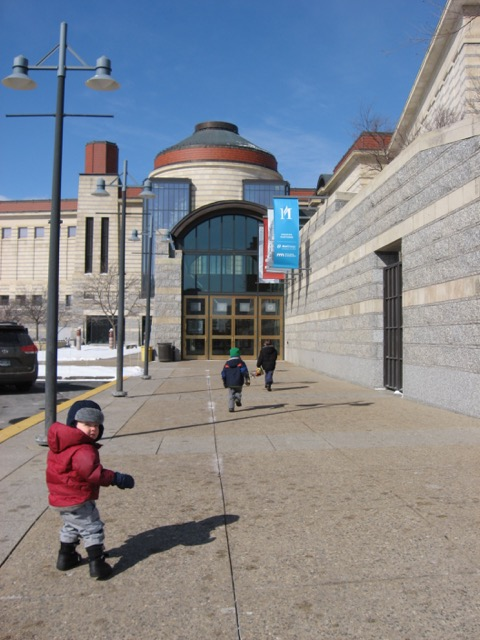 Minnesota History Center!