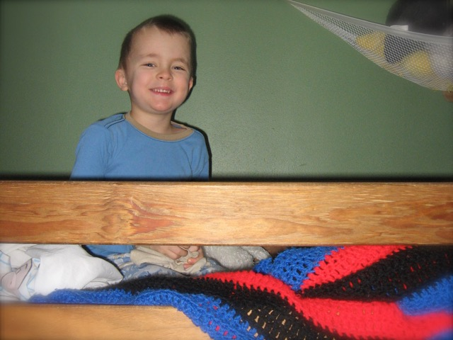 Still on the Top Bunk