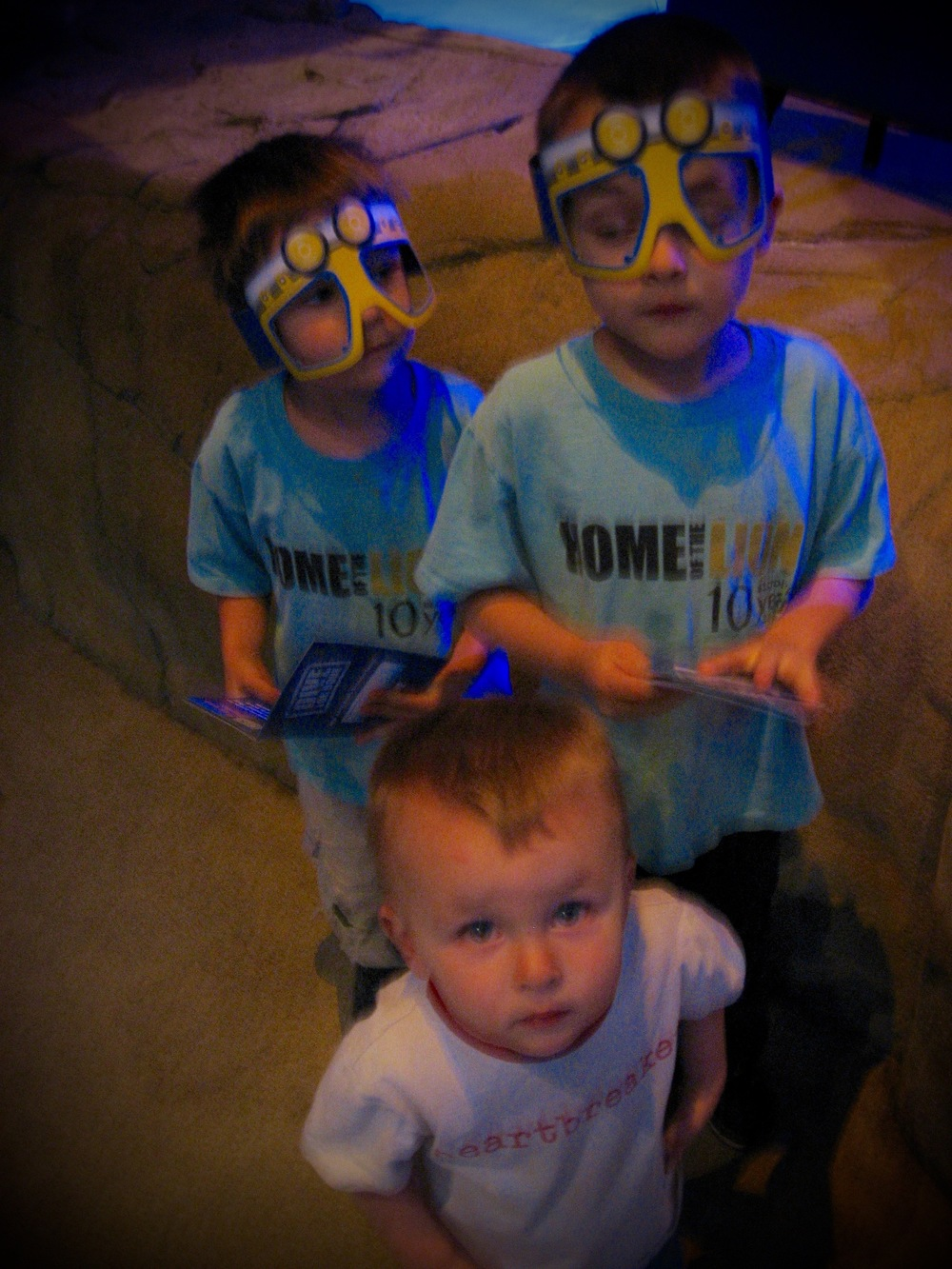 SeaLife Aquarium Explorers