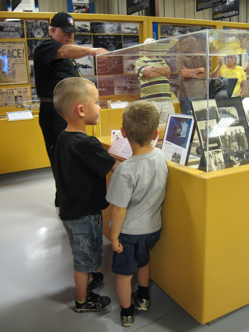Experiencing the National Museum of WWII Aviation