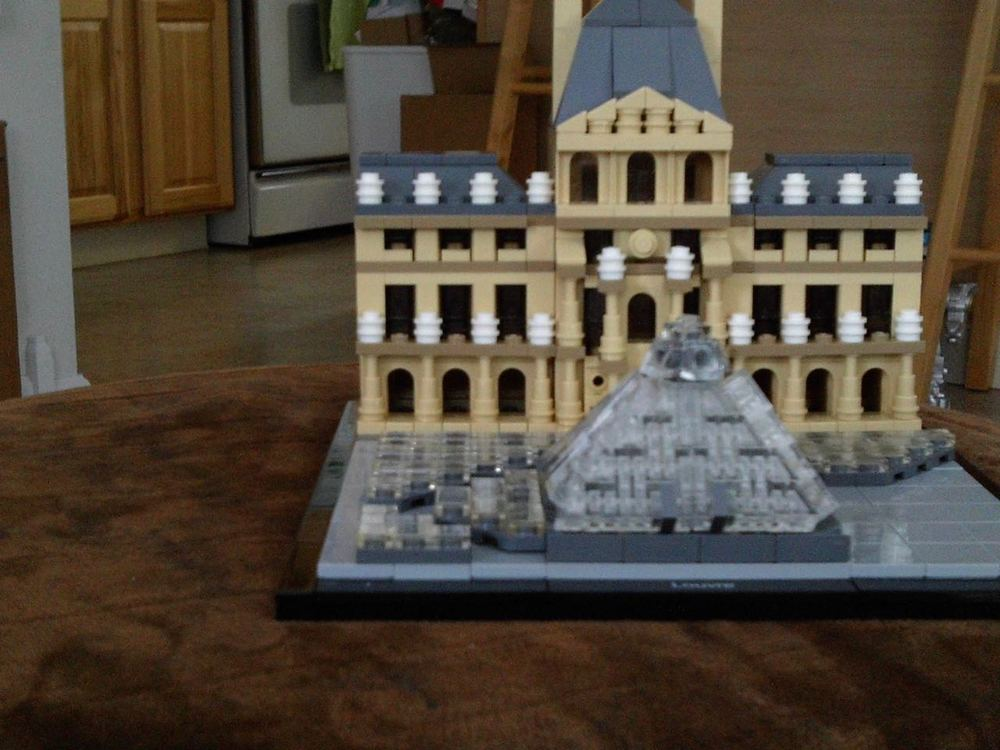 The Louvre, by James (MJD)