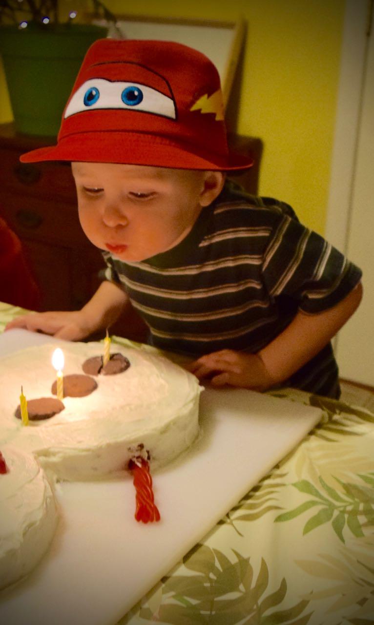 Tad's Cake II