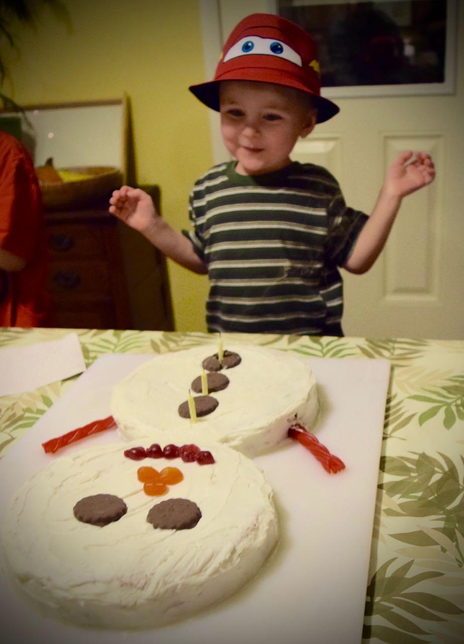 Tad's Cake III