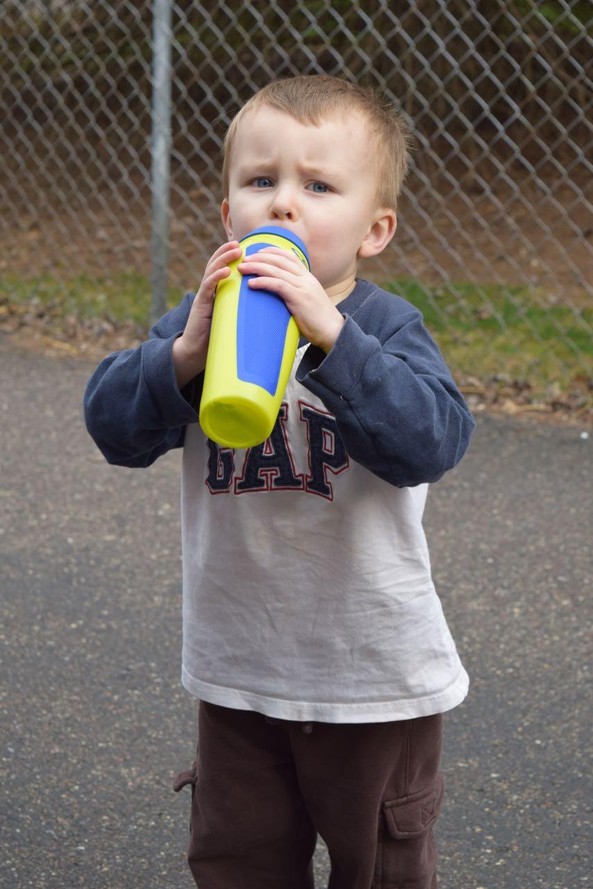 Thirsty Thad