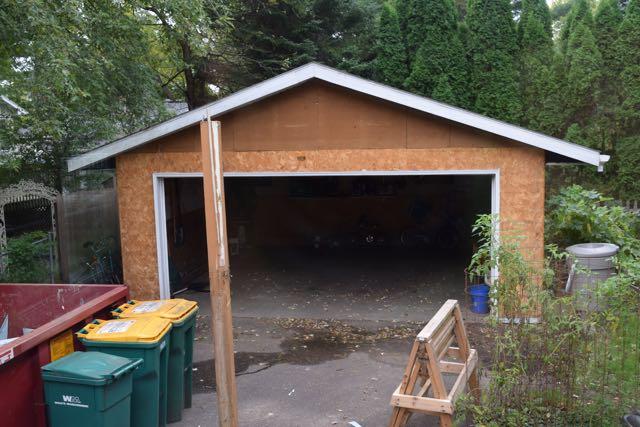 Naked Garage