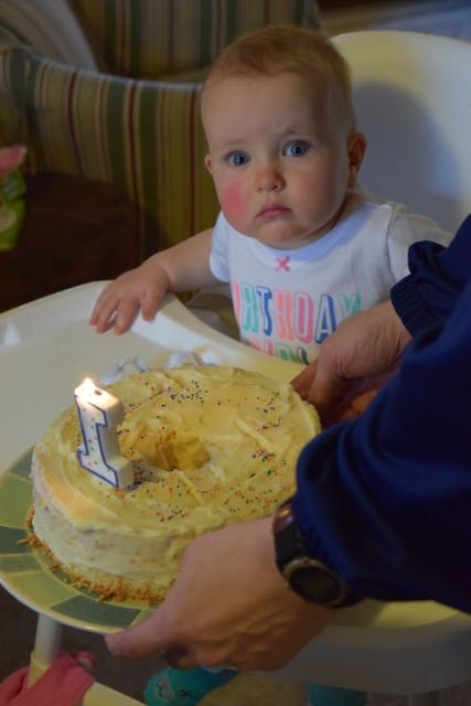 Eliora is 1!