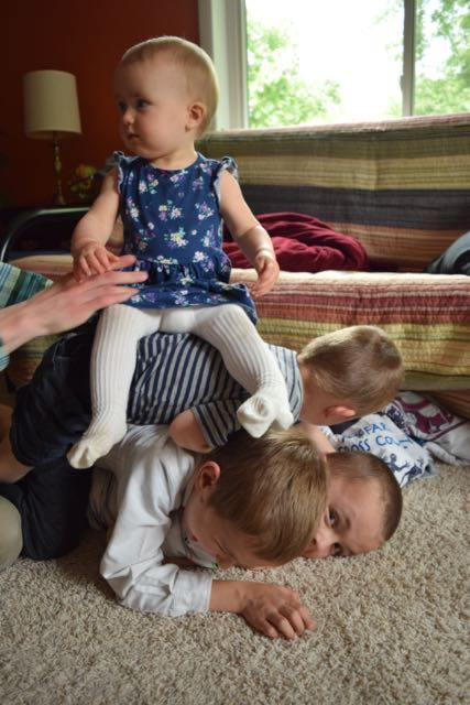 Stack of Kids?