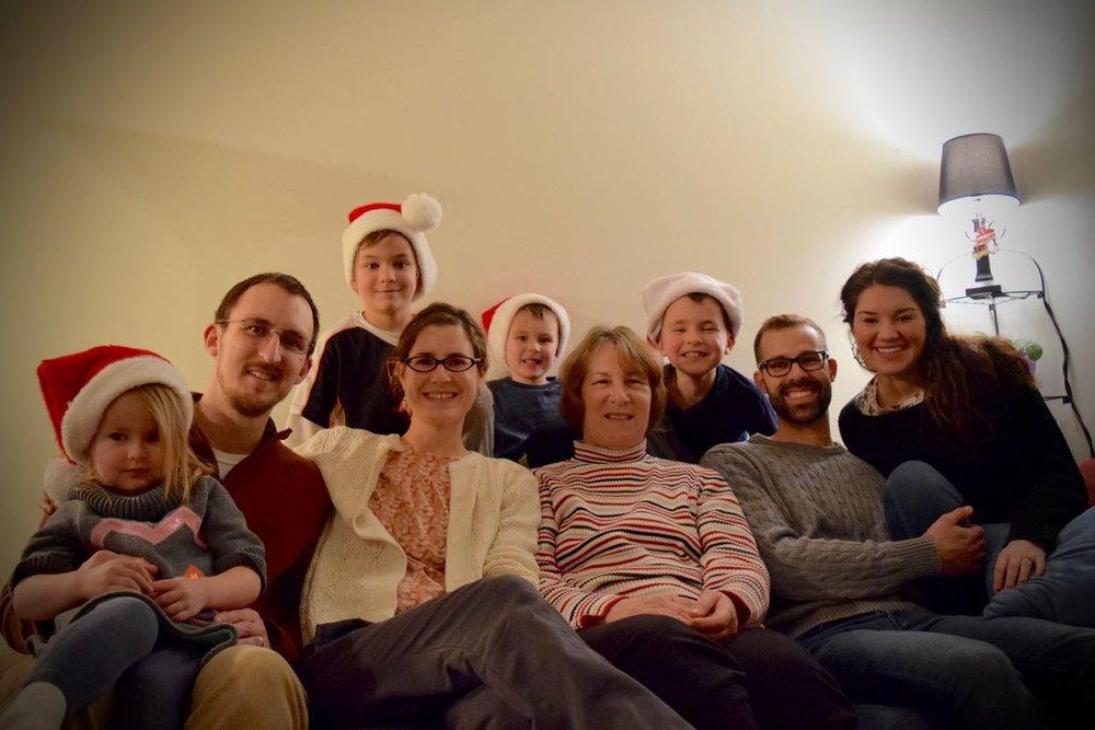 Oma's Family Photo