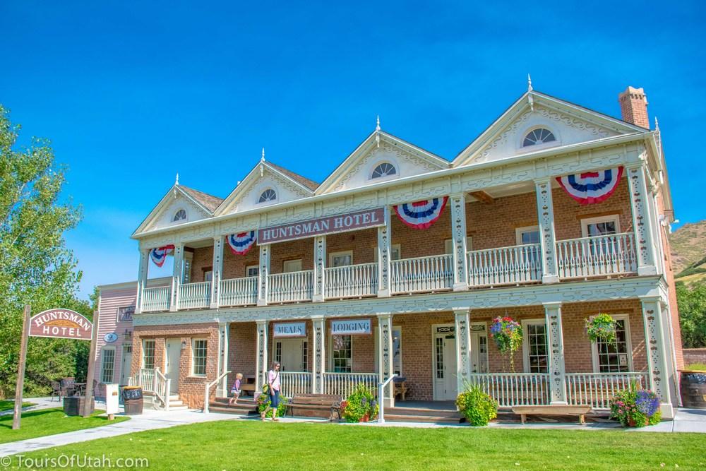 Utah Mormon History Tours