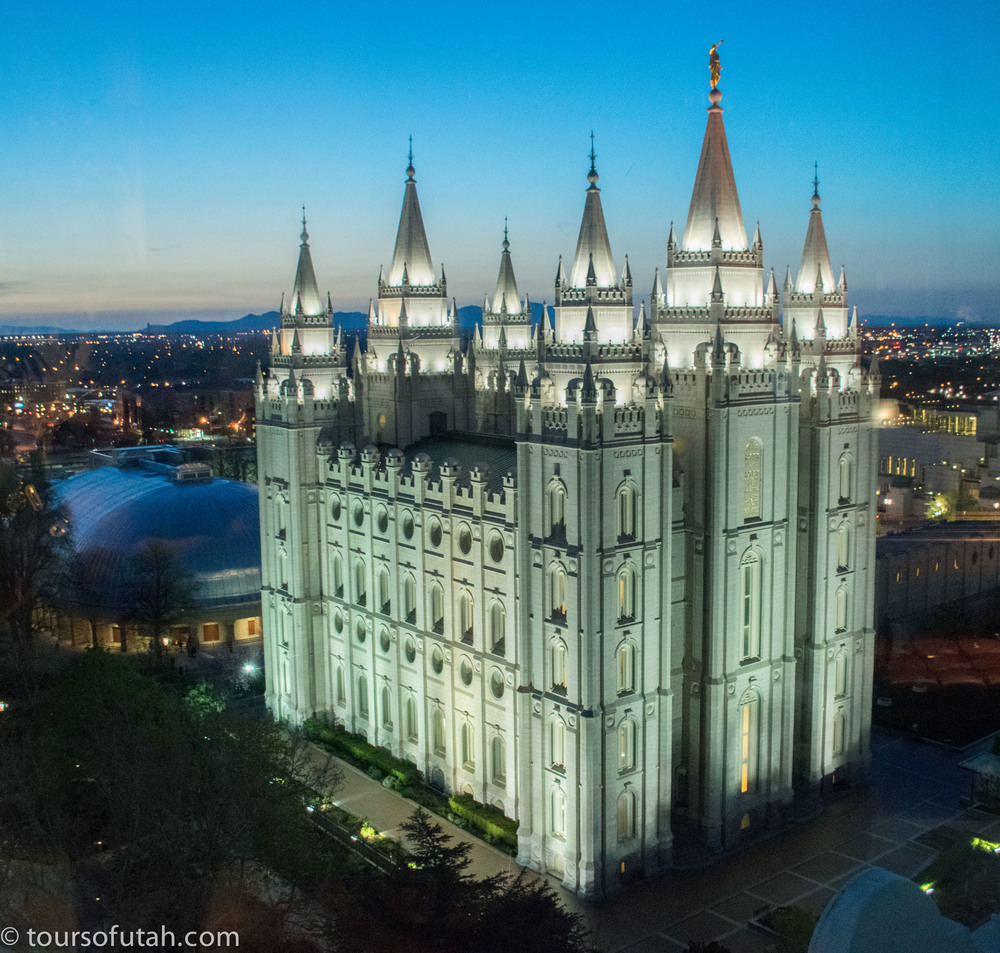 Salt Lake City Temple Square Tours