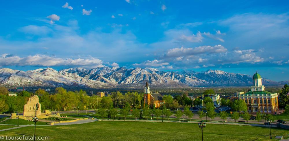 Mormon Tabernacle Choir Salt Lake City Tour
