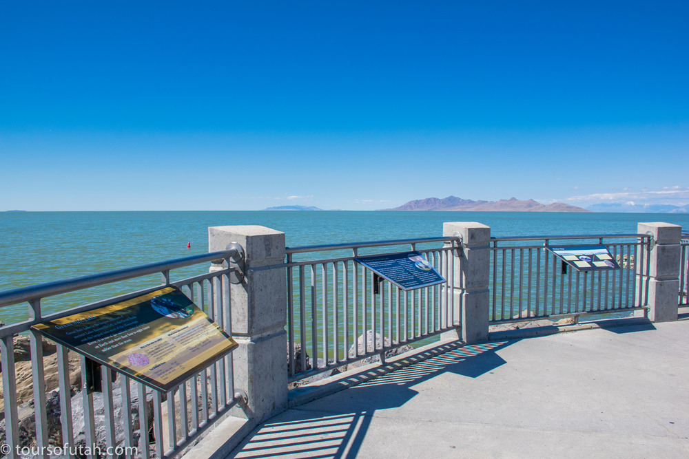 Great Salt Lake Tour Sightseeing Bus