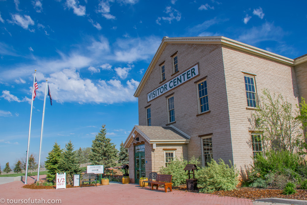 Mormon Trail Museum in Utah on Salt Lake City Tours