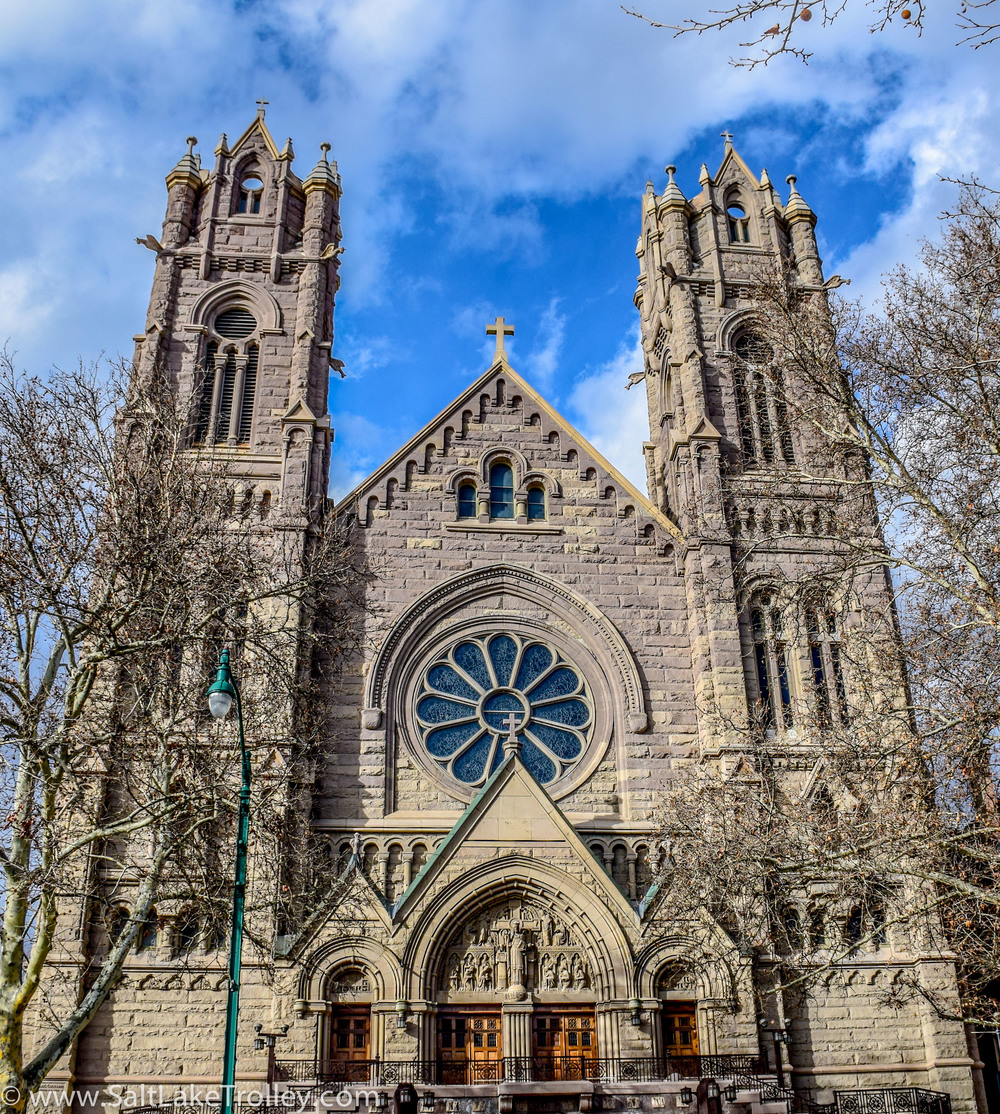 Cathedrals on Salt Lake City Tours
