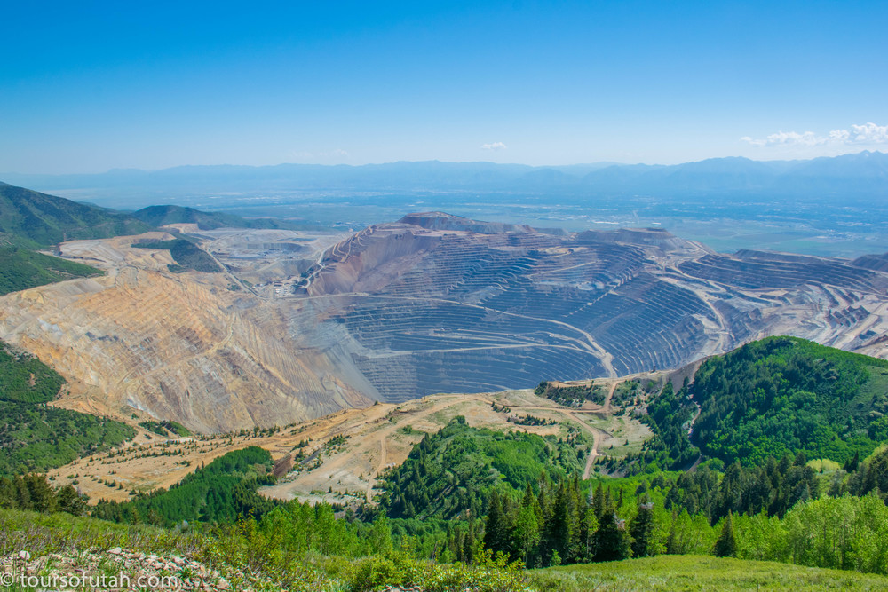 Kennecott Utah Copper Mine Tours