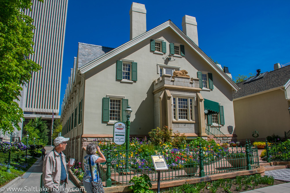 Temple Square restaurants on Salt Lake City tours