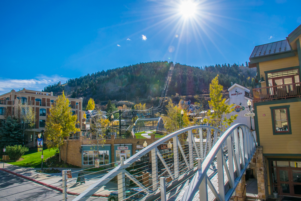 Park City Utah Sightseeing Bus Tour