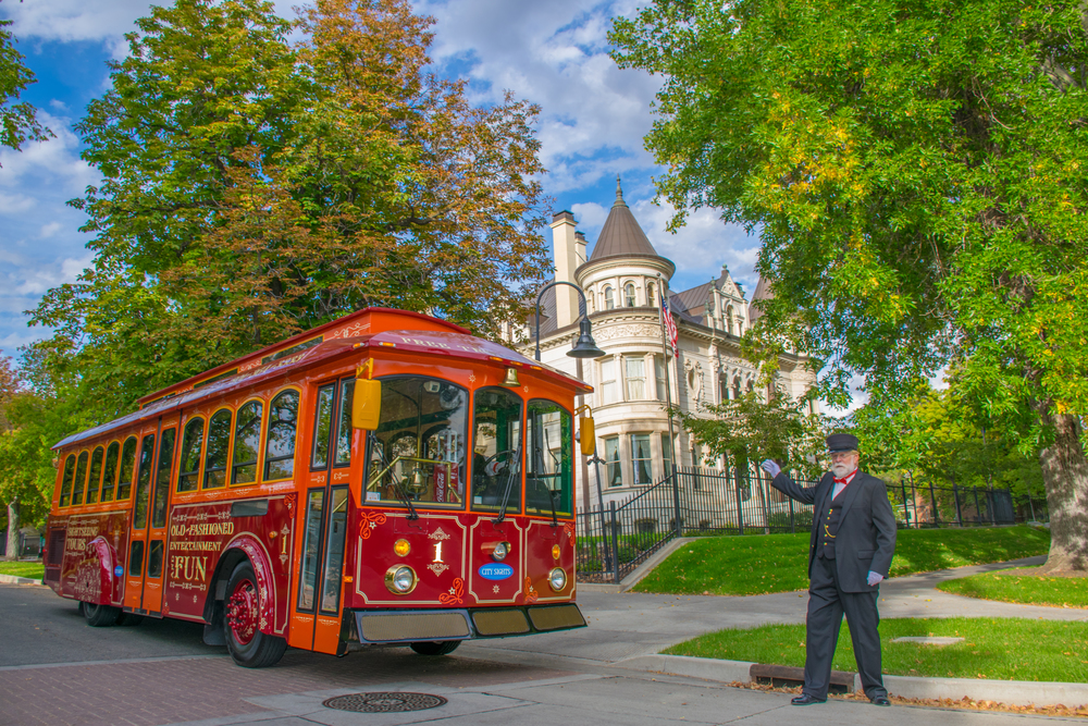 Salt Lake City Trolley Tour