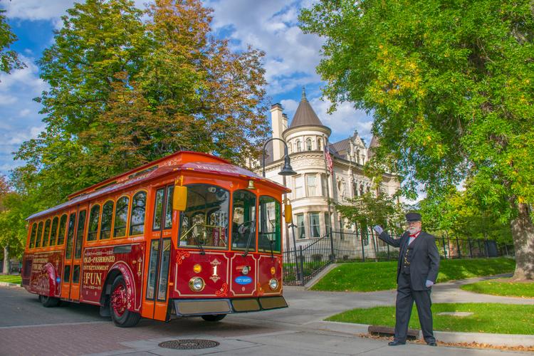 Trolley Adventure Tour Of Salt Lake City Tours Of Salt Lake City