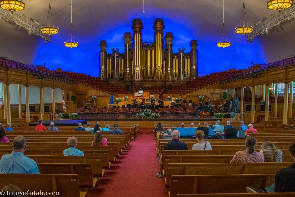 Salt Lake Tabernacle organ