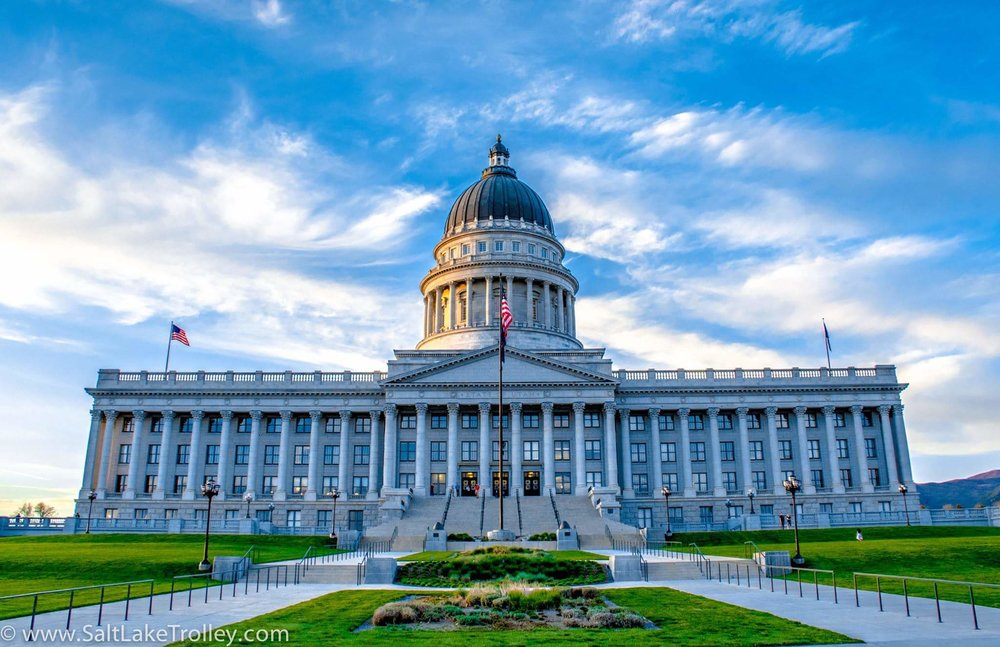 Utah state capitol building tours in Salt Lake City.jpg