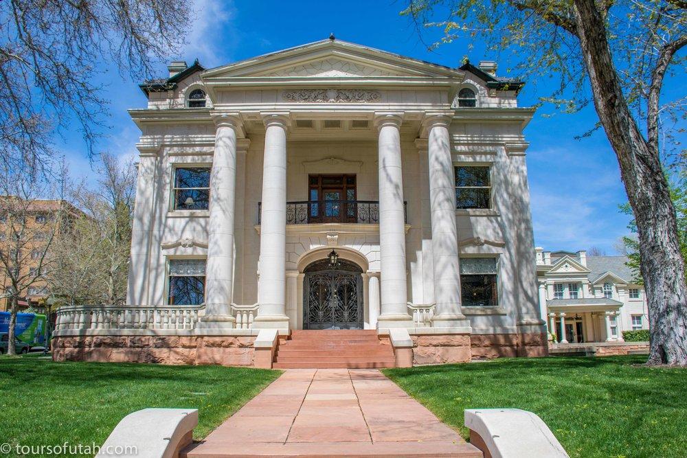Historic homes of Salt Lake City