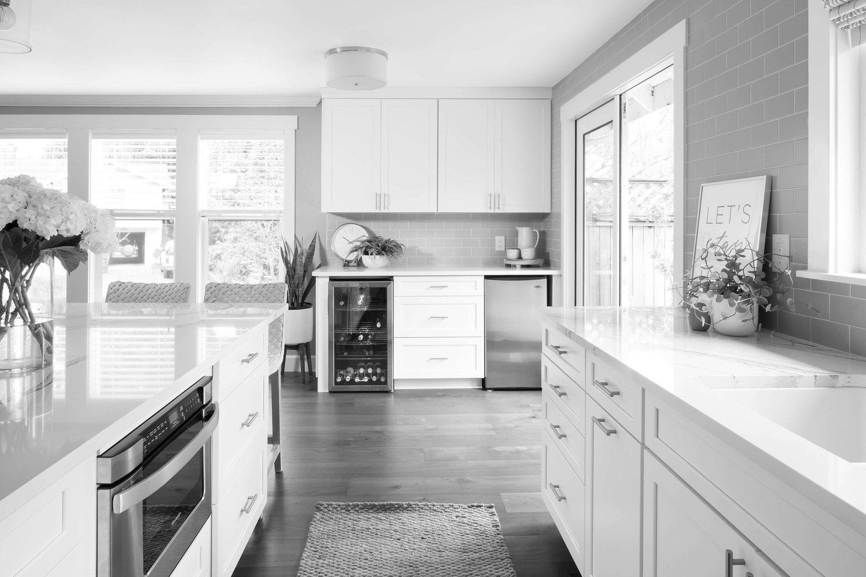 Bellevue Kitchen Remodel — Whitestone Design Group