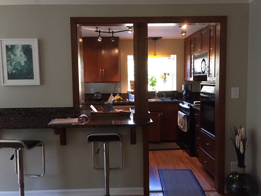WSDG - Blog | Before&After | Bellevue Kitchen Remodel | BEFORE