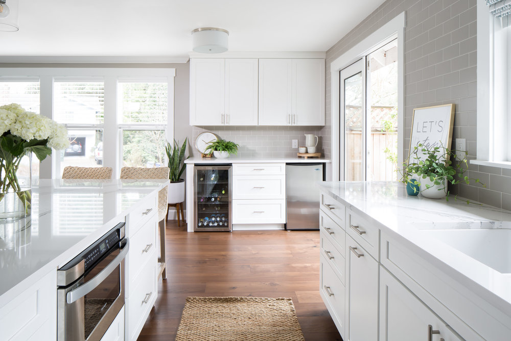 WSDG - Blog | Before&After | Bellevue Kitchen Remodel