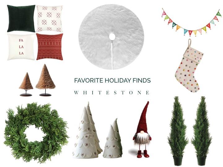 Whitestone Design Group Blog | Holiday Finds