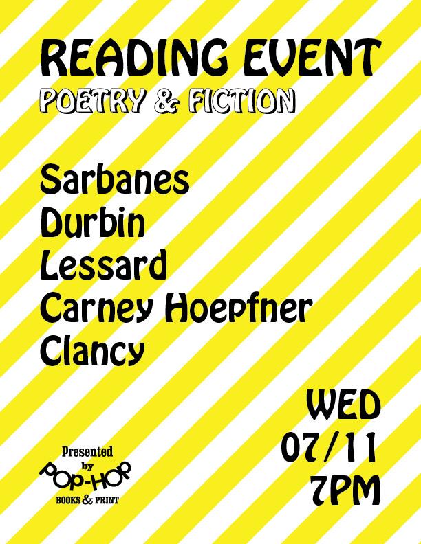 Sarbanes, Durbin, Lessard, Carney Hoepfner + Clancy! - 07/11/2018