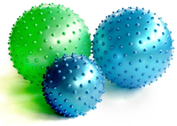 Therapy balls