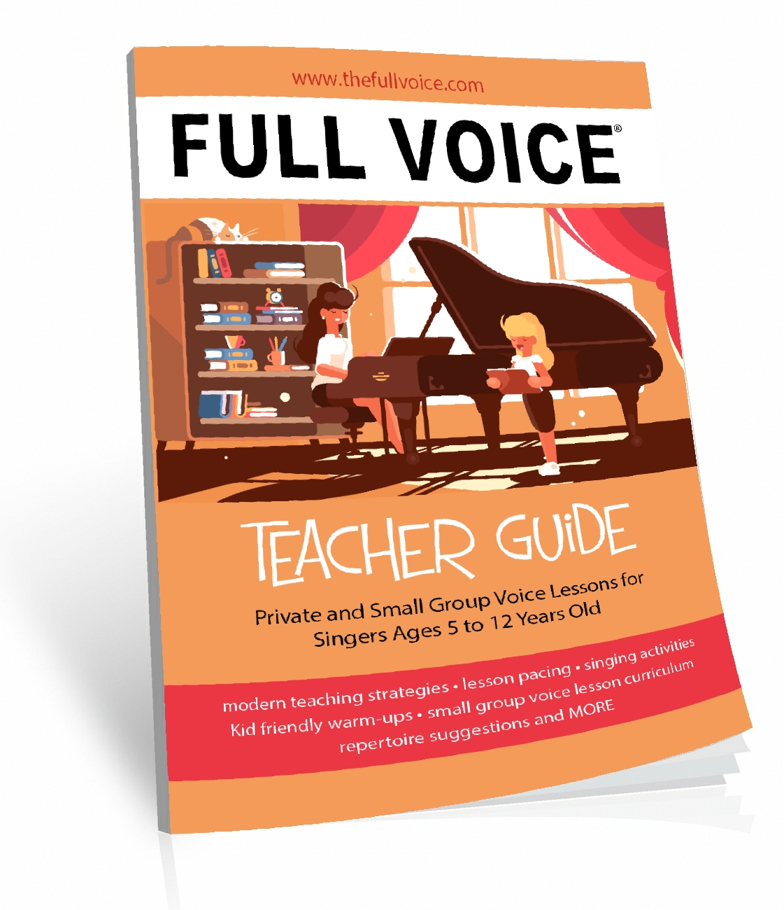 FULL VOICE Teacher Guide — The Full Voice