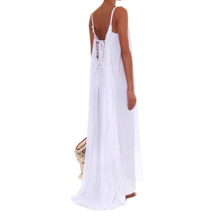 Loup Charmant cotton seersucker maxi dress - matches.com —Styling ...