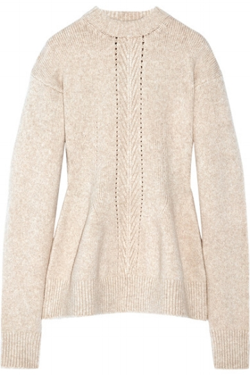 Split back sweater - Joseph - Netaporter