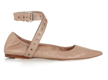 Ankle strap ballet flats - Valentino - Matches