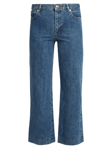 Denim sailor jean - APC - Matches