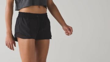 Short shorts - Lululemon