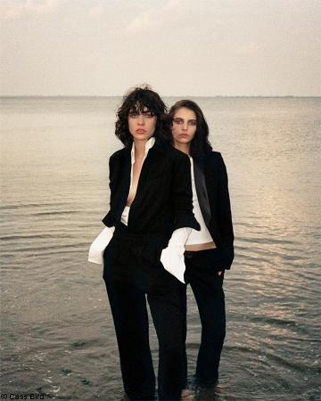 Cass Bird - Ilana Kozlov - Vogue 2015