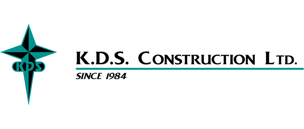 KDS Construction - Logo