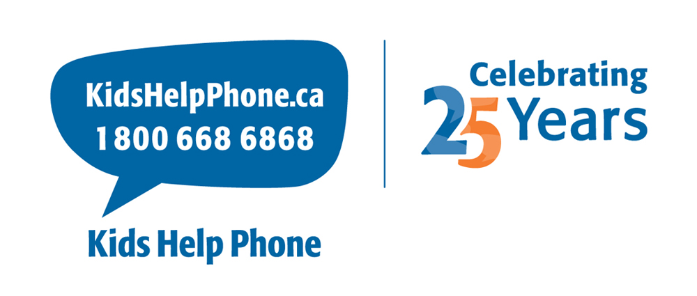 Kids Help Phone - Logo