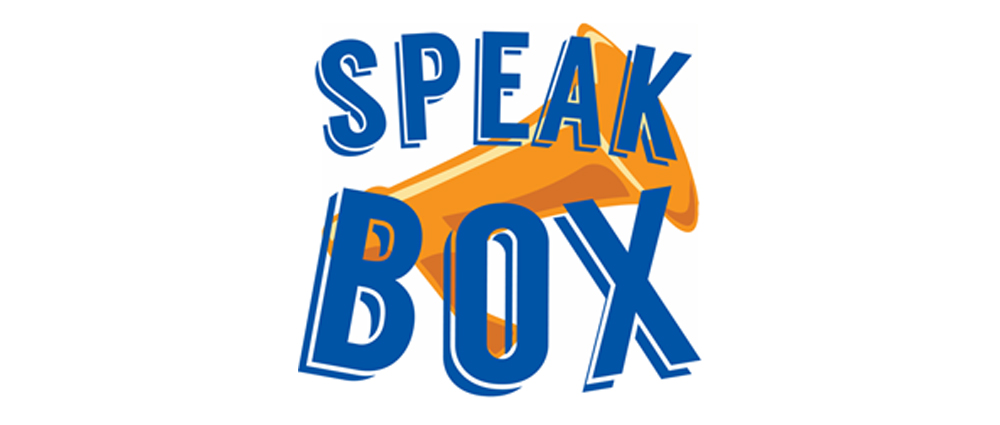 Speakbox - Logo