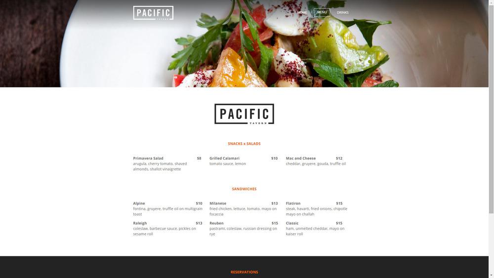 Pacific Tavern