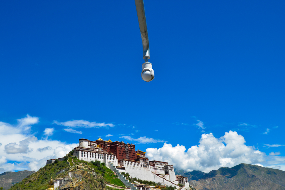 Potala Under Surveillance