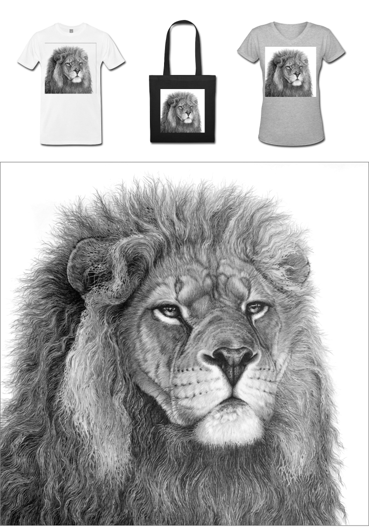 Visit out shop now to get your LION tees and totes!