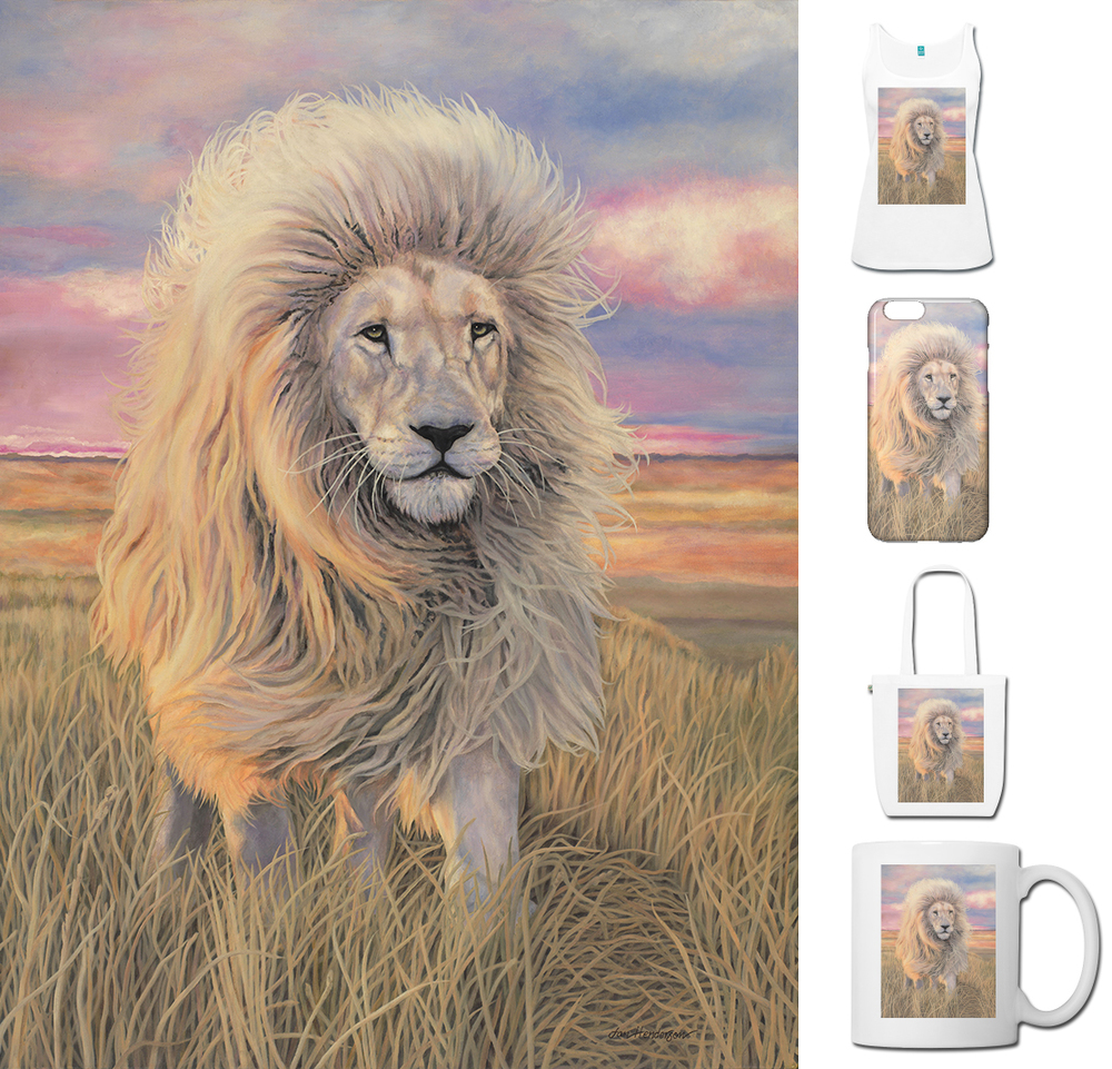 Timbavati Messenger  by Jan Henderson and a selection of what's available in our  shop