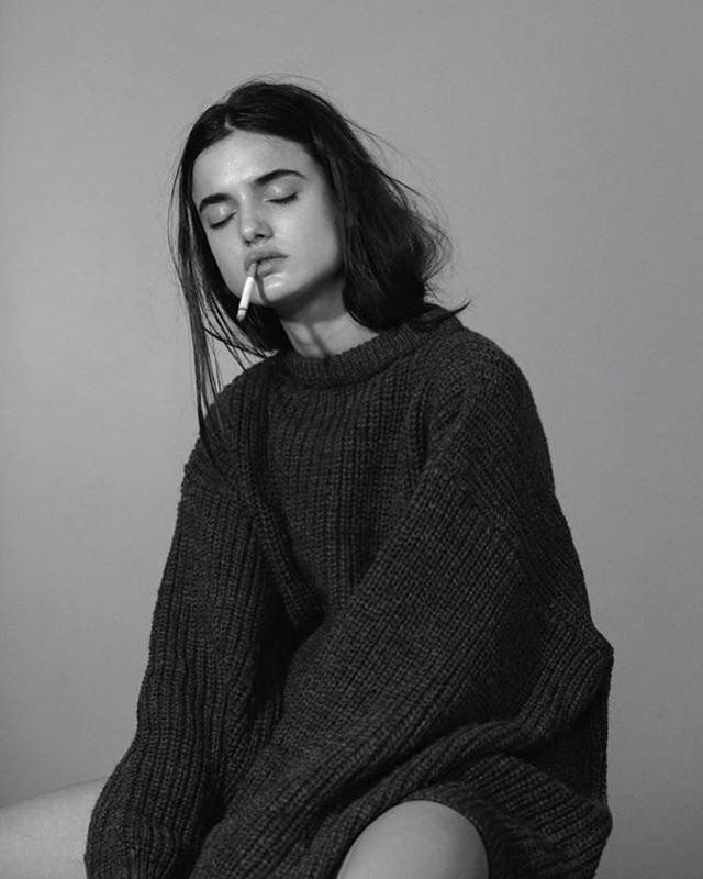 Mondaze // from @pinterest  #currentmood #blackandwhite